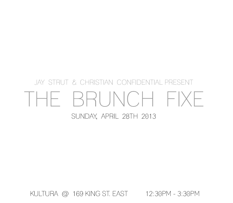 The Brunch Fixe