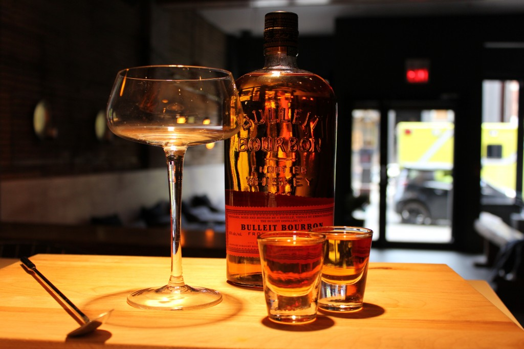 Bulleit Bourbon - The Orange Order