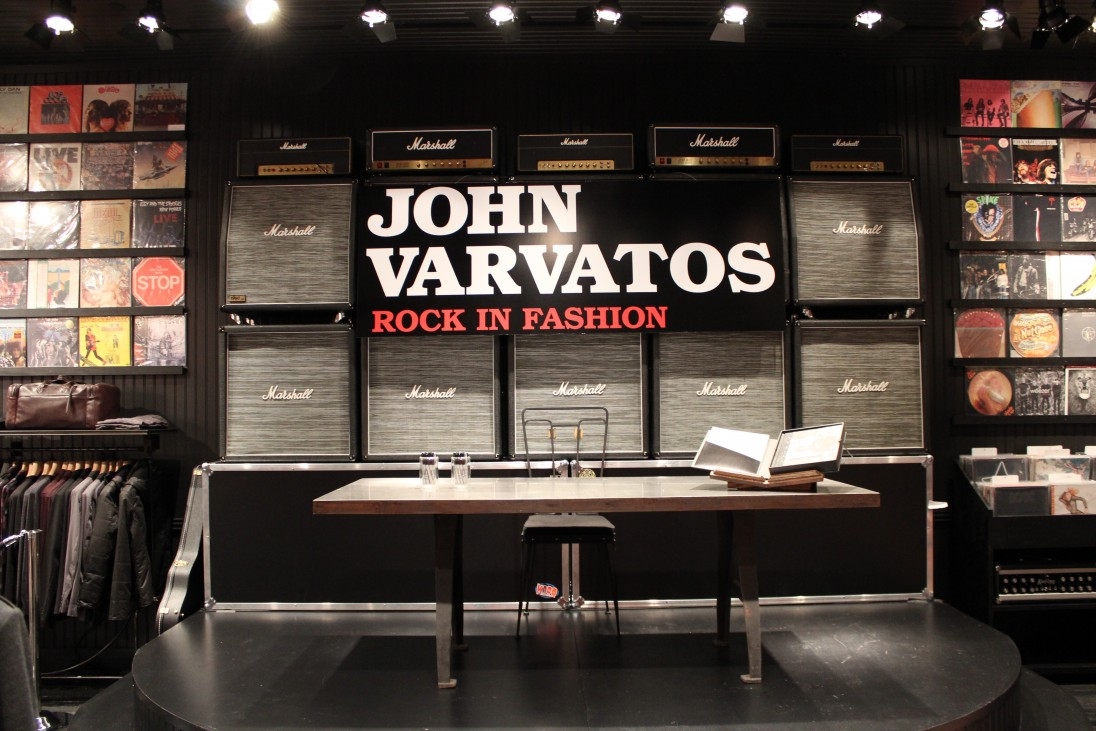 John Varvatos | Christian Confidential