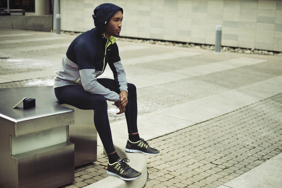 The Winter Athlete | Street Style
