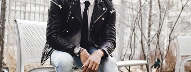 The Moto Jacket | Street Style