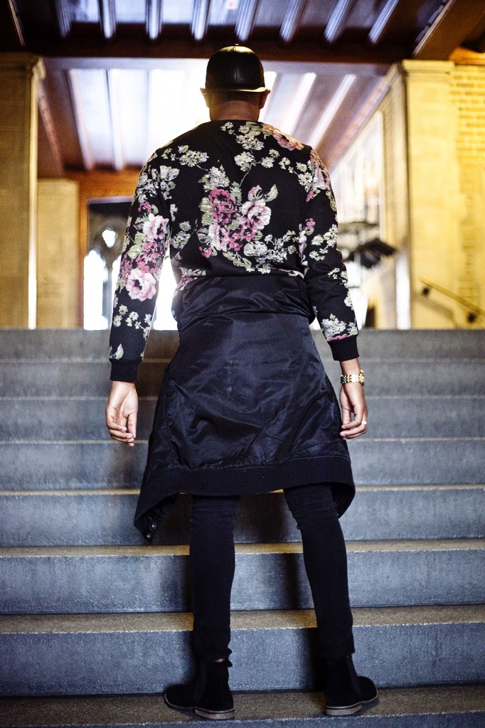 The Floral Print Sweatshirt | Christian Confidential