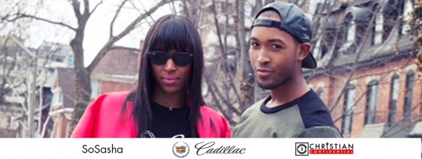 Christian Confidential & So Sasha Take Fashion Week w/ Cadillac
