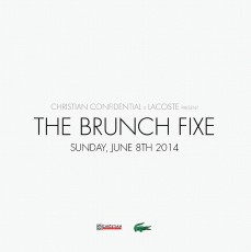 The Brunch Fixe x Lacoste
