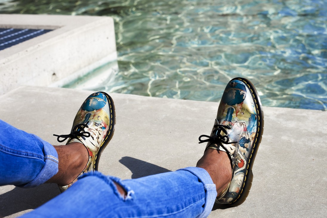 Poolside & Dr. Martens | Christian Confidential