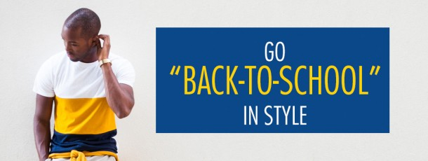 Go 'Back-To-School' In Style | Contest Alert!