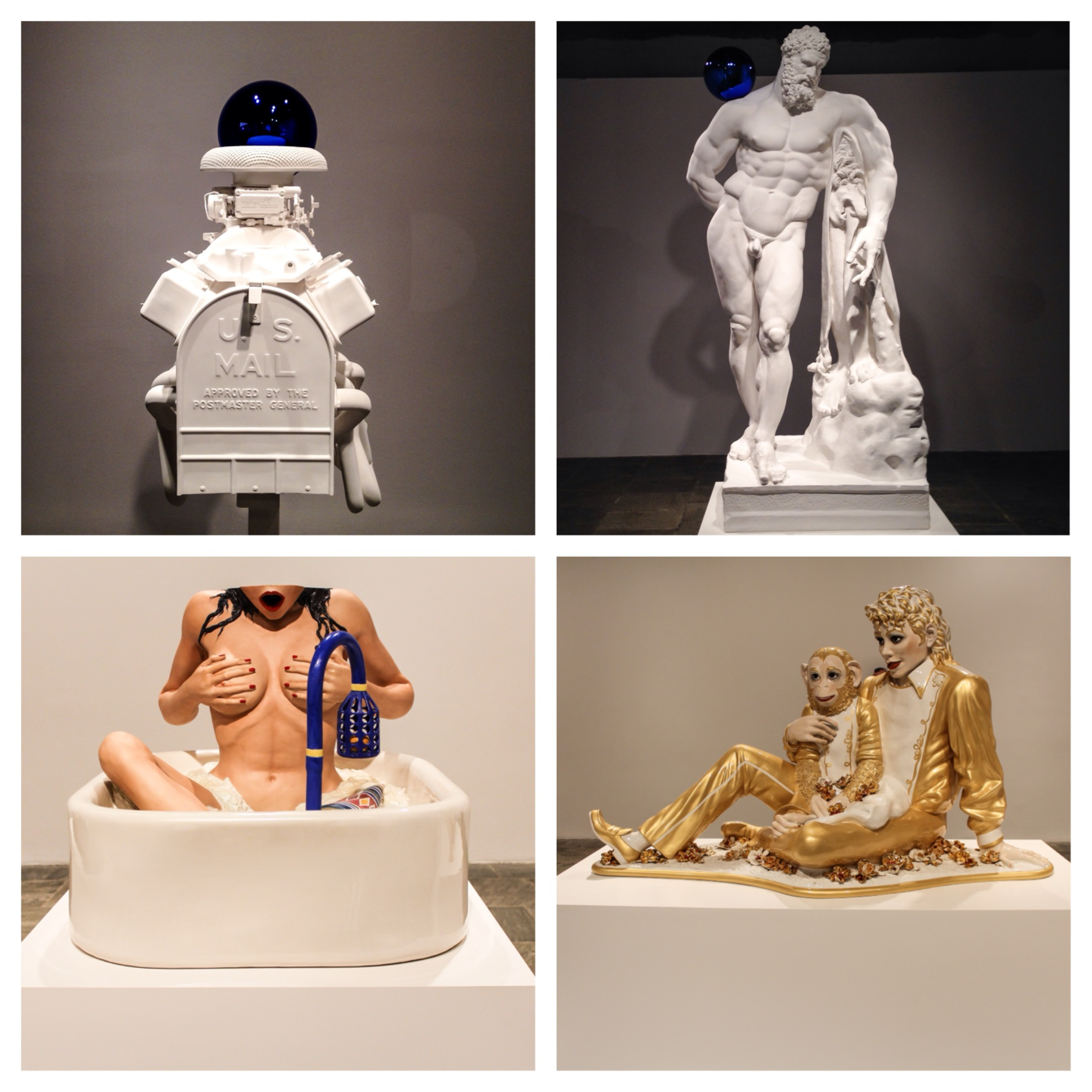 Jeff Koons A Retrospective | Travel With Christian - New York