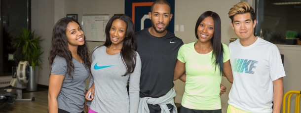Sweat. With. Christian Bootcamp Edition'   Event Recap