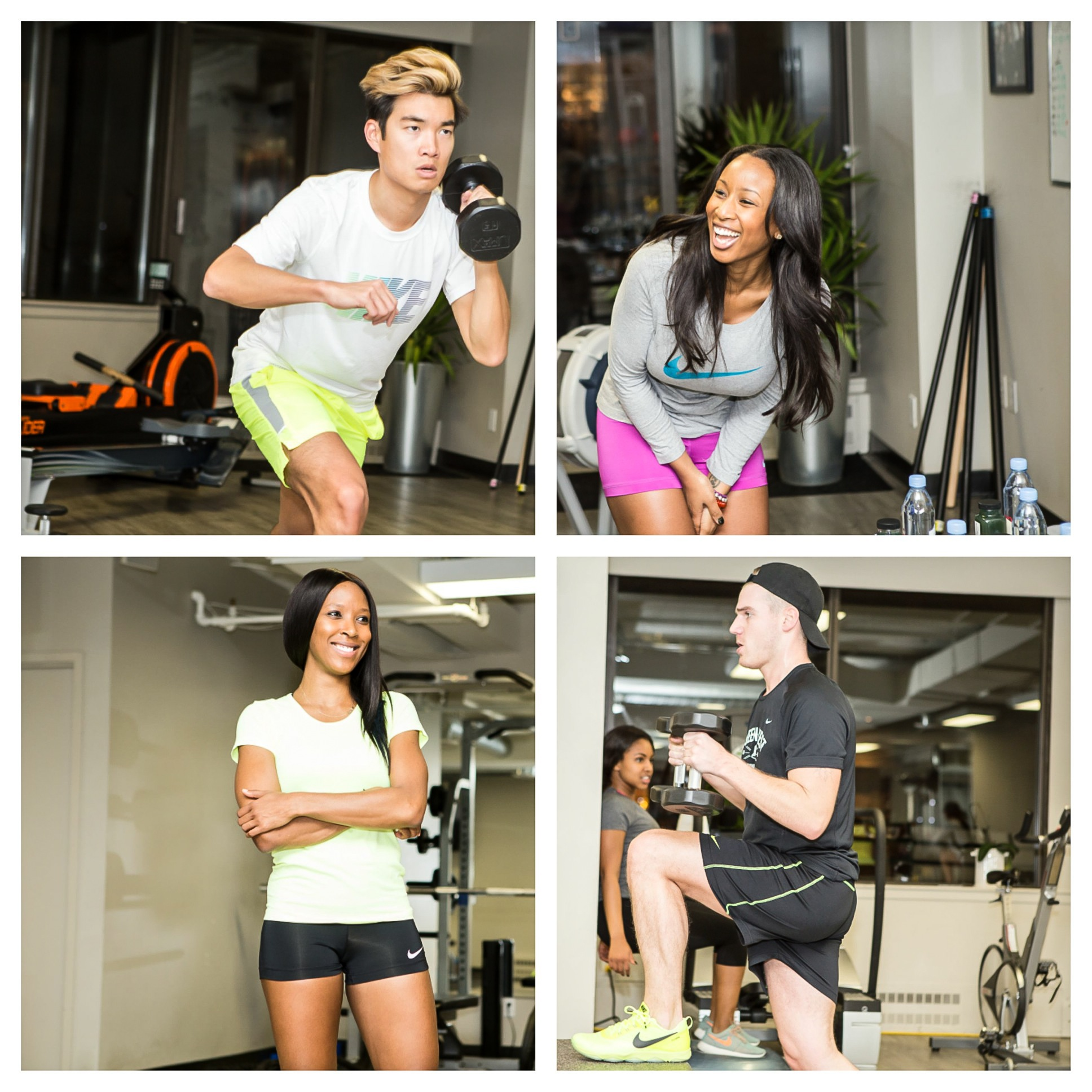 Sweat With Christian | Event Recap