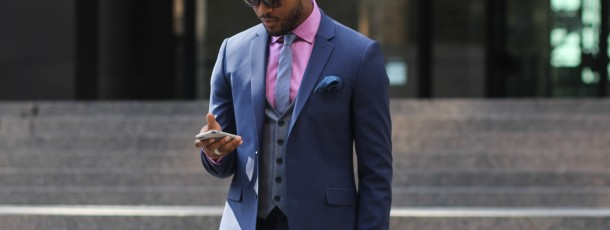 One Suit: Two Ways | Style Post