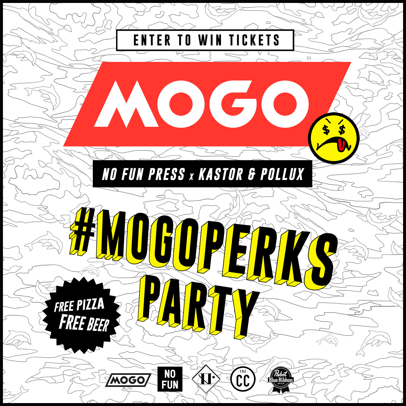 MOGO PERKS PARTY | CHRISTIAN CONFIDENTIAL