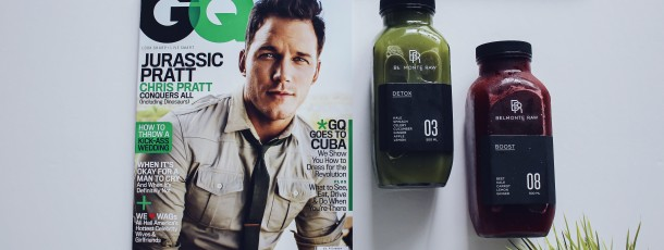 My 5 Day 'Reset' with Belmonte Raw | Juice Cleanse