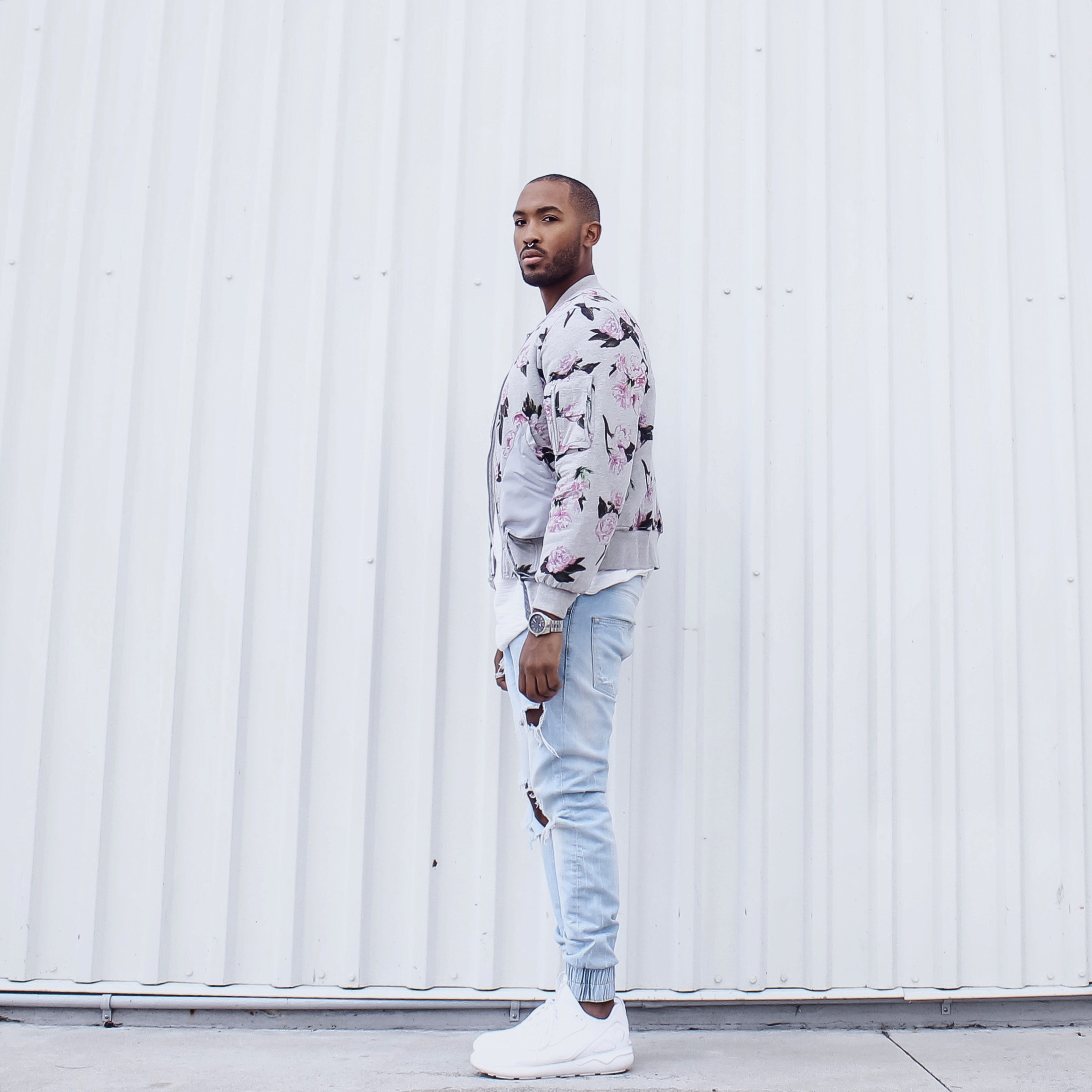 The Floral Bomber | Christian Confidential