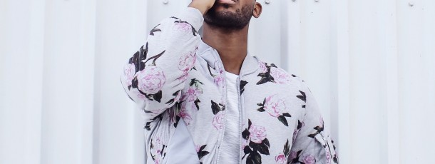 The Floral Bomber | Style Post