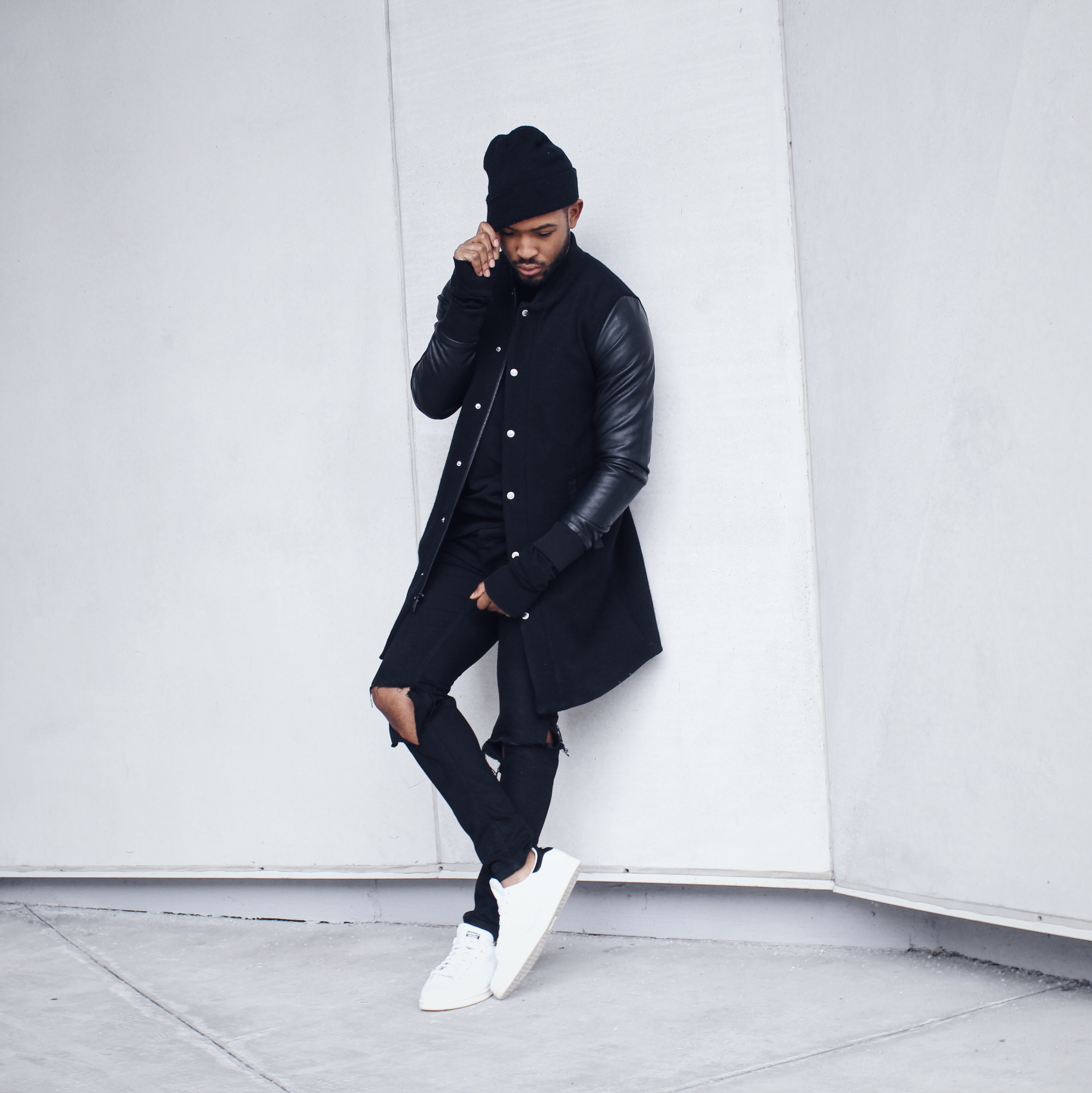 monochrome vibes | christian confidential